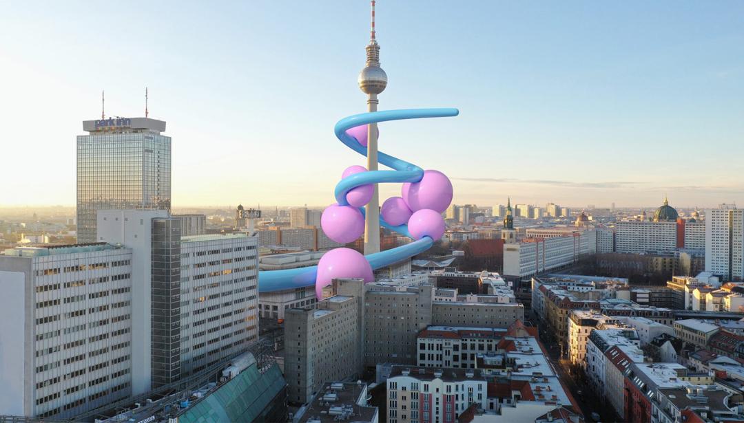 Highsnobiety Kicks Off Augmented Reality Art Show Designed for Berlin
