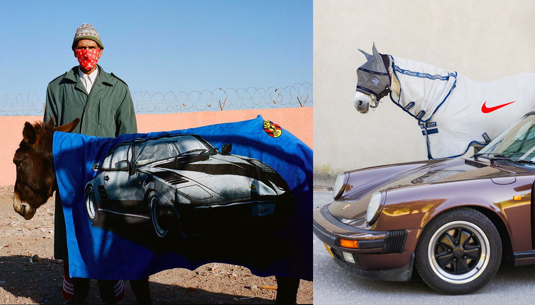 Julien Boudet marries street culture with luxury cars
