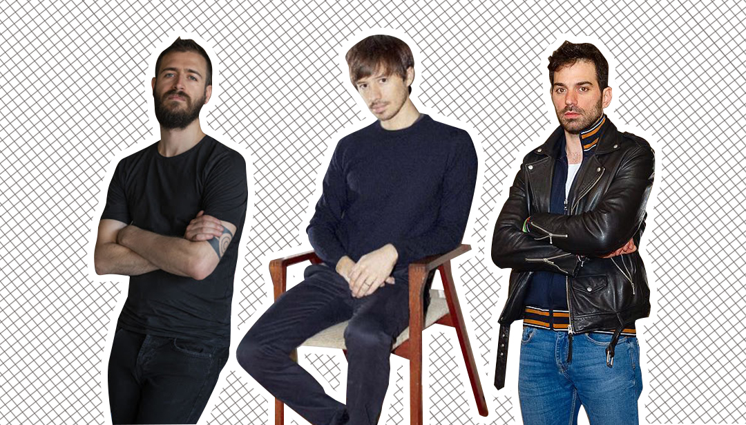 Designers whose work (and appearance) is too good to be true