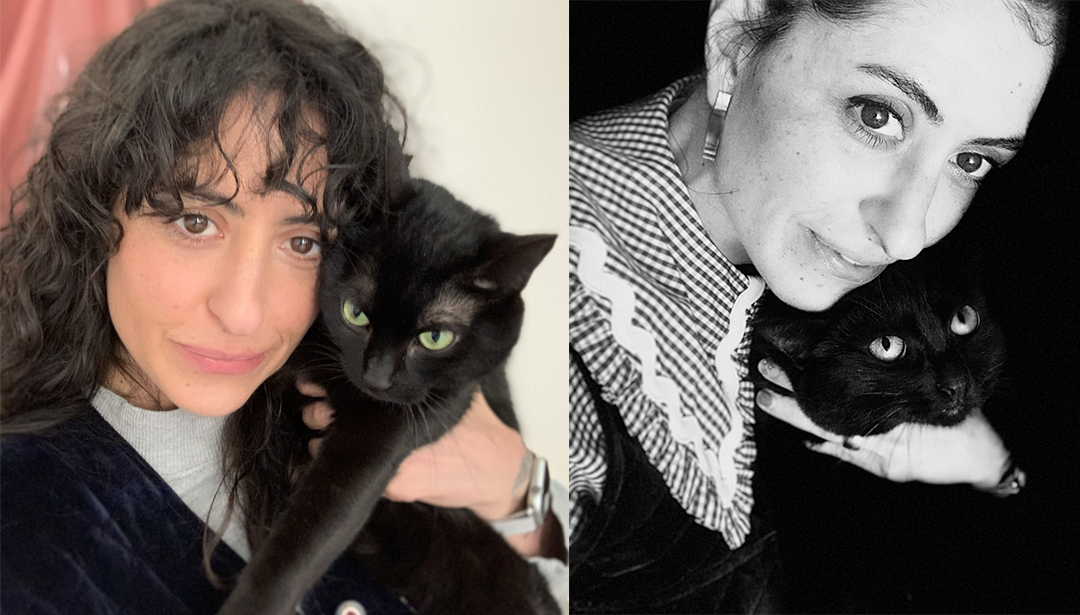 Paws Party: Meet Selena Cerami And Her Kitty Salem