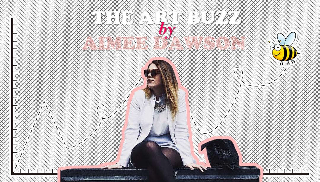 The Art Buzz by Aimee Dawson