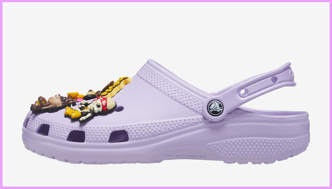 Attention Art Girls, Justin Bieber's Ugly Crocs Collab Might Save Our Tired Soles