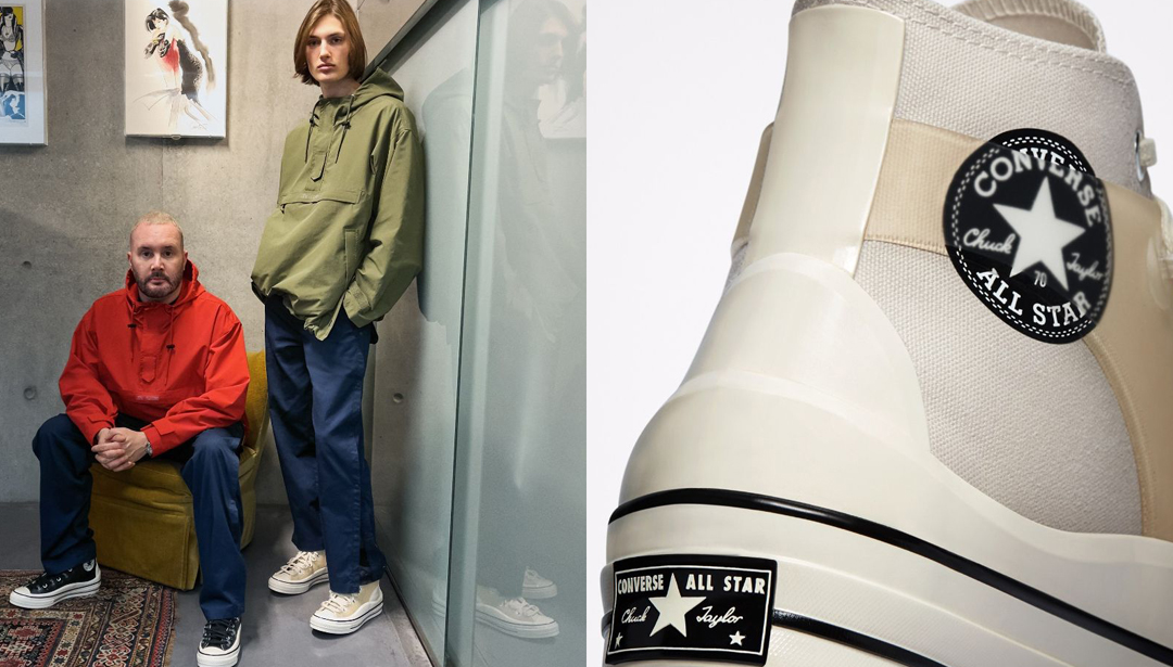 Kim Jones & Juergen Teller Team Up for Converse Collab