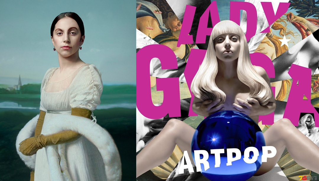 7 Times Lady Gaga Cemented Her Art World Credentials