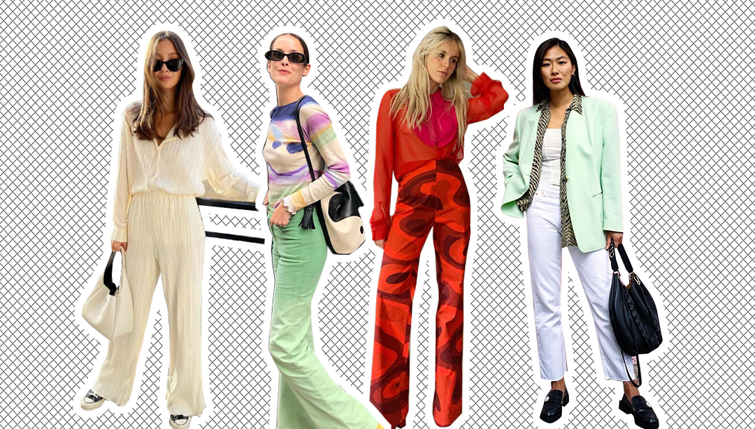 What to wear back to the office