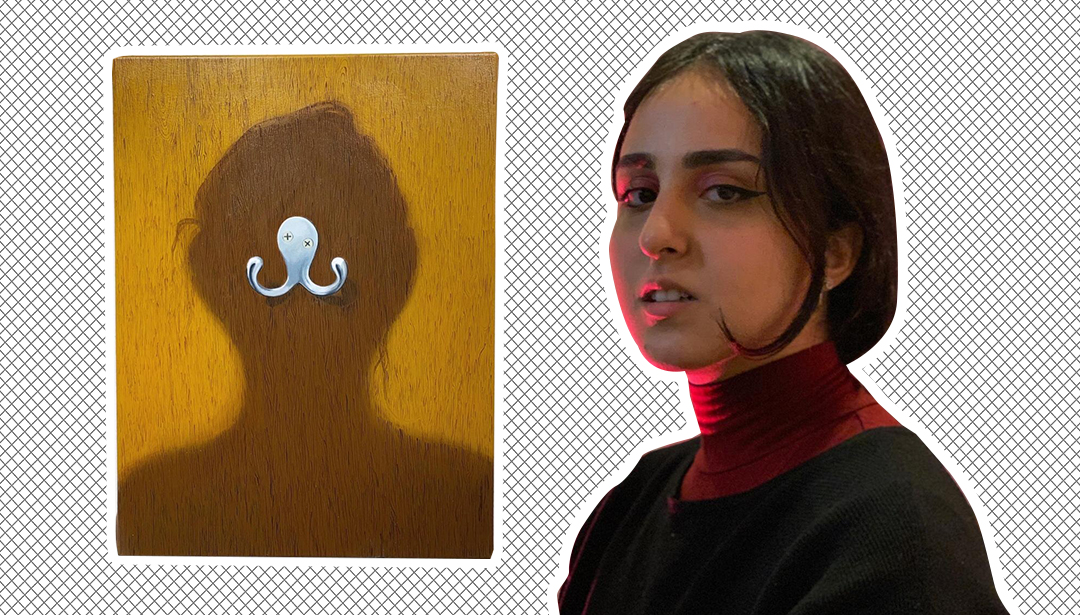 Sarah Rahmanian's Paintings Contemplate The Ordinary And Mundane Aspects Of Life