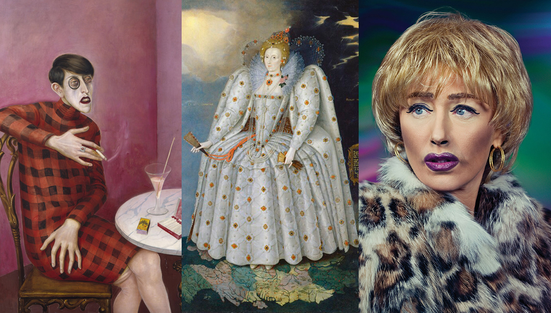 These Are Art History's Best Make Up Artists