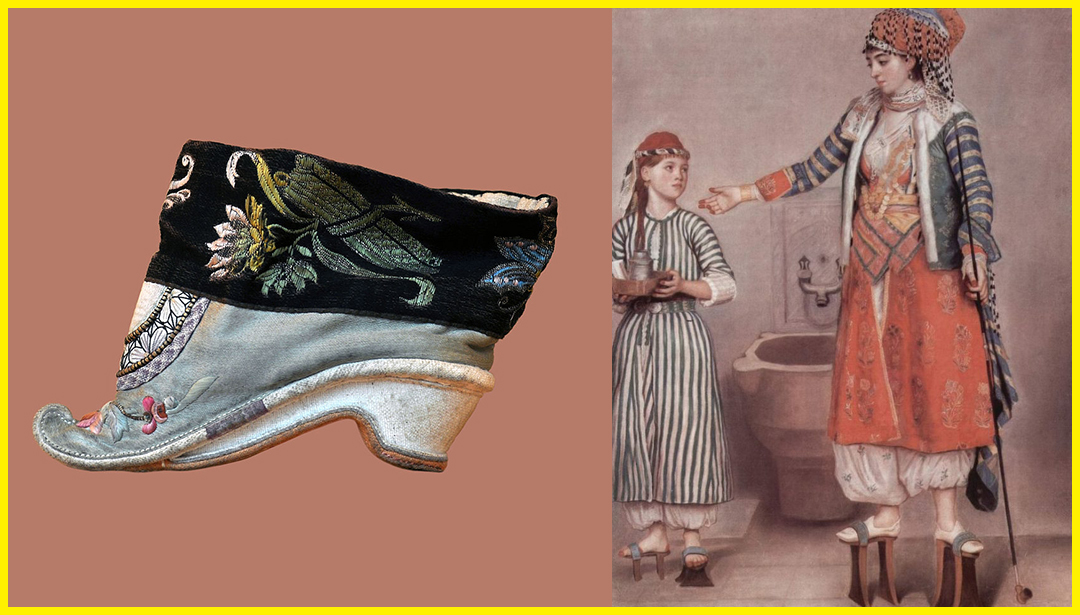 The Historical Significance of Shoes: From Status Symbol to Fashion