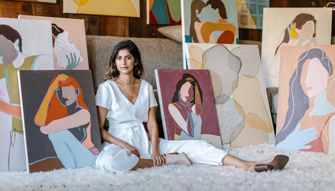 Anoushka Mirchandani: The Power of Softness
