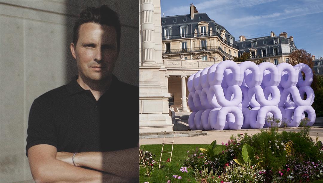 Cyril Lancelin Makes Paris Dream