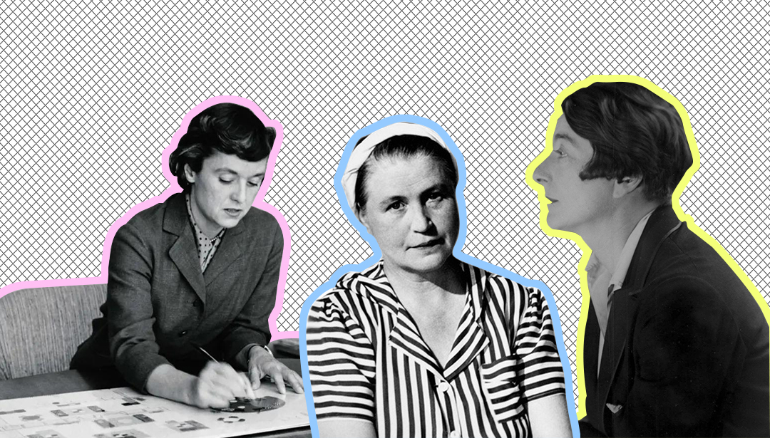 5 iconic female mid-century modern designers you all should know